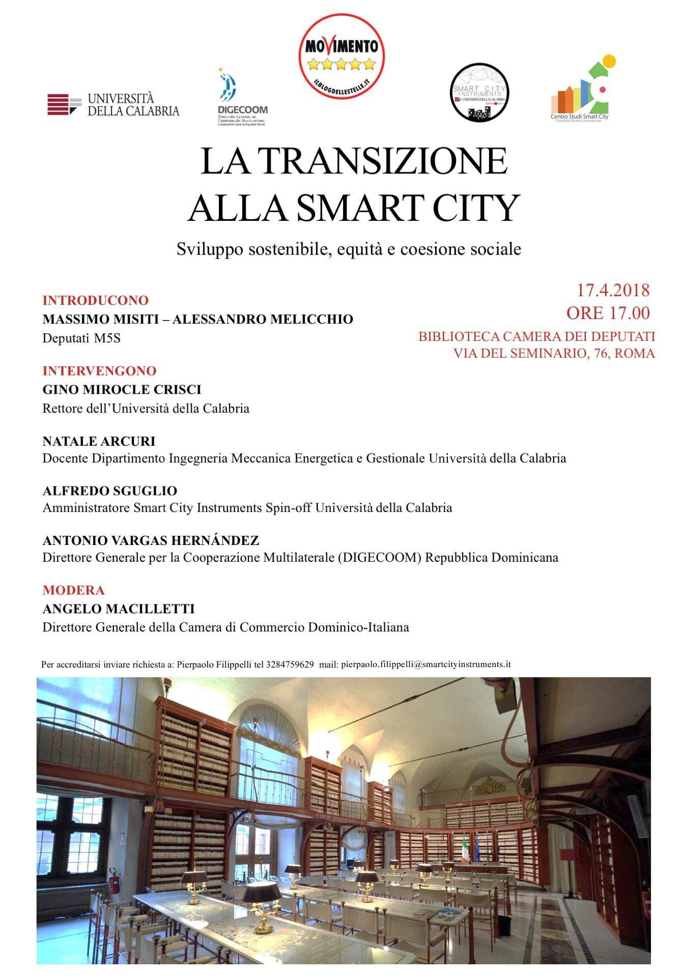 Evento – La transizione alla smart city