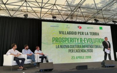 Smart City Instruments ospite al Villaggio per la Terra 2018