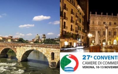 27a Convention Mondiale delle Camere di commercio Italiane all'Estero