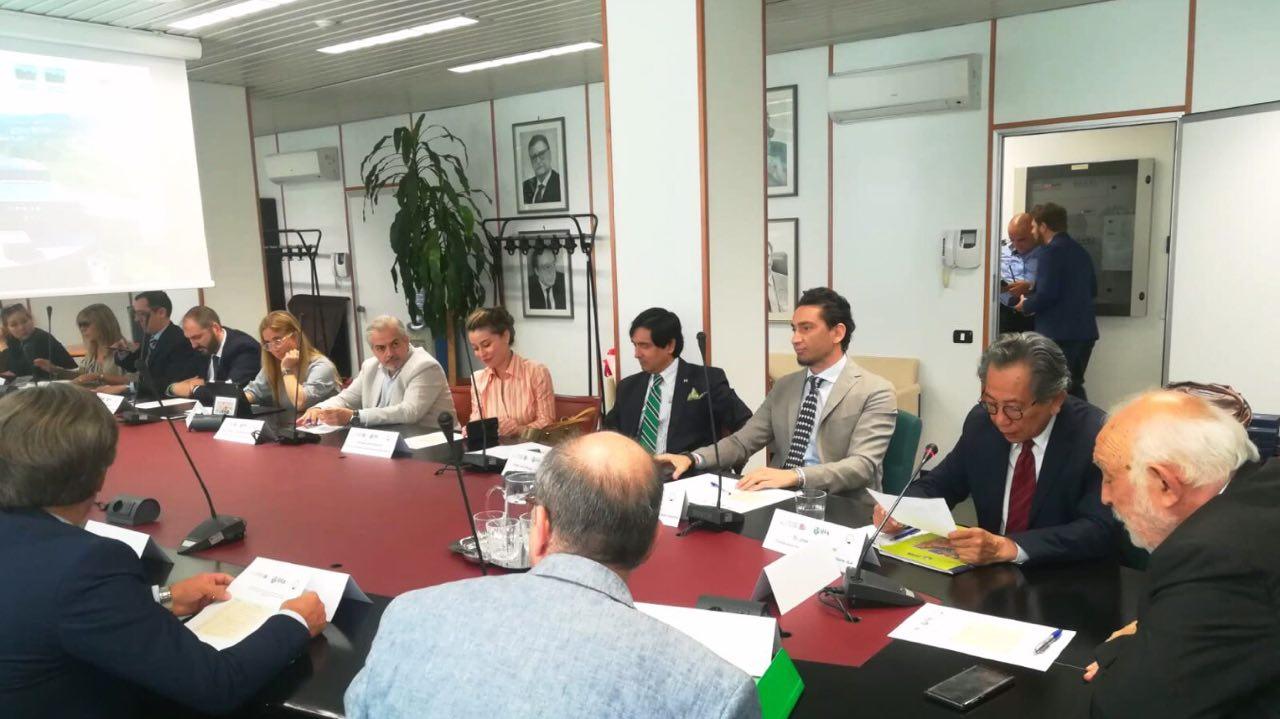 Delegazione IILA (1)