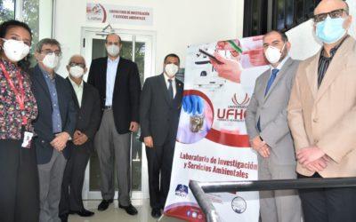 UFHEC , UNICAL y Smart City Instruments anuncian instalación del Laboratorio de Investigación y Servicios Ambientales  (LISA)